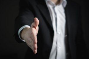 rencontre entre un avocat et son client