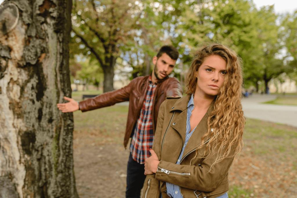 divorce contentieux entre 2 personnes