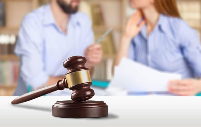 divorce amiable entre 2 personnes